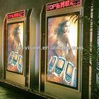 Outdoor Advertising LED steel Scroller Display