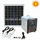 2013 brand new model 12V 10W 15W 20W 25W solar panel kit