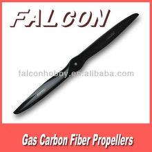 "19"" Gas Carbon fiber propeller for rc model"