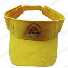 men's sports visor/sun visor cap/ hat