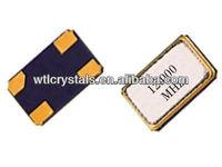 6.0*3.5mm SMD 4pad 27MHz oscillator hf power amplifier radio