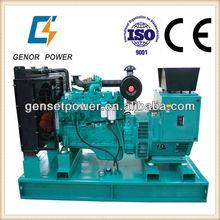 Diesel Engine Power 20kw Generator Head with Leroy Somer