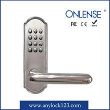 waterproof lock for outside doors