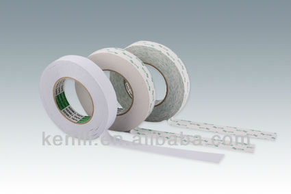 Embroidery Adhesive Tape With Tissue Paper