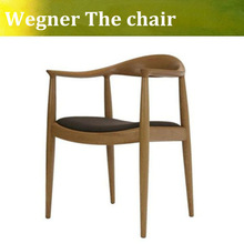 Hans Wegner Inspired Round Chair