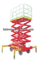 Mobile hydraulique auto scissor lift