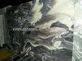 pintura de paisagem de mármore