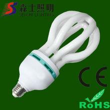 14mm Lotus Lamp Energy Saving Bulbs High Efficient High Power B22