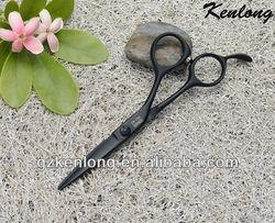 2013 Professional salon barber titanium color scissors