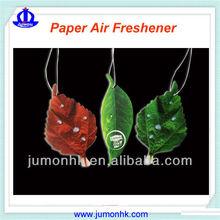 hanging paper car perfume