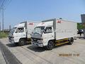 Jmc légers 4 x 2 van cargo truck