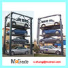 China 4 Levels Stacker Parking Device