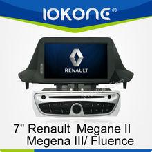 Renault Megane II/Megena III/Fluence In Dash Touch Screen Car Multimedia