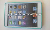 2013 New Arrival Dual Color PC+TPU bumper for ipad mini case