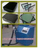 hot melt sealant filling machine-insulating glass machine/China Better Brand Glass hotmelt glue extruder machine (RDJ-B)