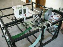 PVC/PU conveyor belt baffle welding machine