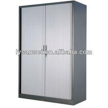 Metal office furniture roller shutters