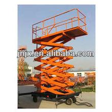 500kg load capacity electric scissor lift table