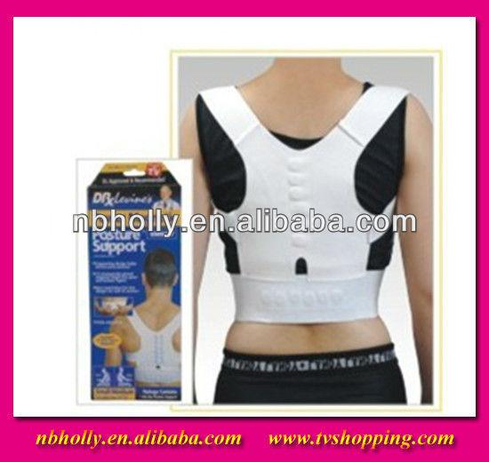 TV344-002 Magic elastic magnetic back and shoulder support