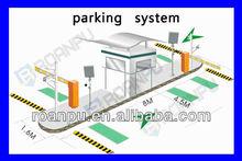 bluetooth car parking lot access control