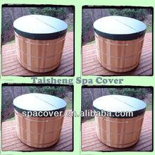 Spa accessories, UL proved spa cover, hot sale hot tub cover, European style whirlpool cover, Aqua advantage bathtub cover