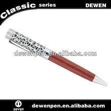 2013 dewen promotional wood ball pen