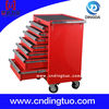 7 Drawers Stainless Steel Tool Box