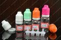 اسم 5/ 8/ 10/ 15ml bottletamper الواضح خاتم من البلاستيك مع قبعات حريزعلى الأطفال
