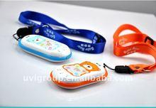 UVI GPS tracker PT301 child gps tracker phone with SOS panice and free tracking platform