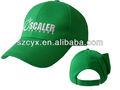 Especial gorra de béisbol con un pequeño bolsillo en el lado, Sombreros del snapback