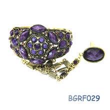 Fashioin 2013 turquoise ring bracelet combination