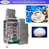 Multi line granule packaging machine