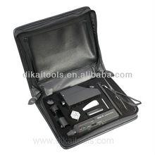 High quality custom logo printed portable gem and jeweller's tool kit for testing