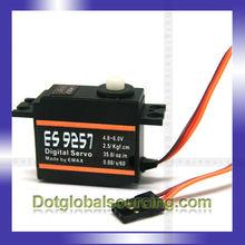 Wholesale Original ES9257 Standard RC Micro Digital Analog Servo Torque Plastic Gear for Futaba JR Car
