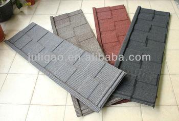 Metal roofing sheet /asphalt shingles prices