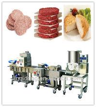 35PCS/Min Automatic Hamburger Patty Press Machine