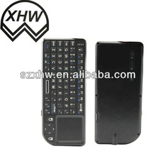 Universal Remote Control Keyboard with Touchpad