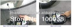 Hot sale Emergency Car Tyre/Tire Inflator & Sealer Kit