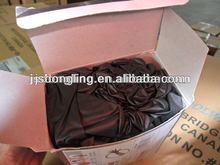 6.0 mil nitrile black gloves for car reparing
