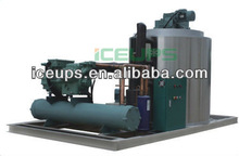 flake ice machine for poultry processing
