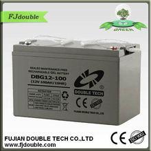power king battery 12V100AH GEL BATTERY