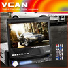 """GPS-8008 7"""" HD LCD In Dash Car TV GPS DVD Player Ipod USB SD free gps navigation software for laptop"""