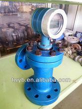 High pressure digital water flow totalizer meter