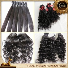 New arrival best selling virgin human hair wholesale hair extensions florida