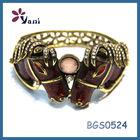 Stylish fashion new precious colorful power core bracelet