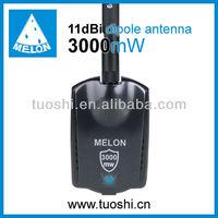IEEE 802.11 b/g/n Melon N3000 usb wireless adapter wifi device for desktop/laptop