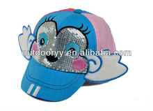 wholesale baby baseball cap with wings