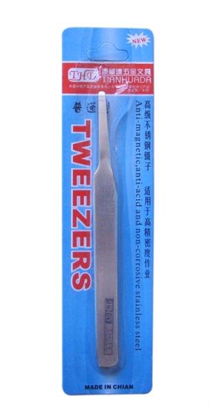 stainess steel tweezers TS-12