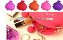 Silicone coin case /Silicone smart coin wallet With Fast Delivery
