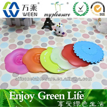 A variety of colors and shapes FDA silicone cup cover